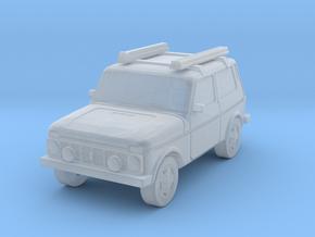 Lada-Niva - Adam'84 (Z 1:220) in Smooth Fine Detail Plastic