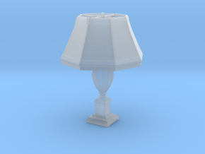Printle Thing Lamp 02 - 1/24 in Smooth Fine Detail Plastic