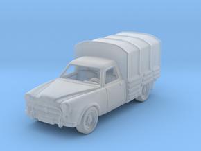 Peugeot 403 Pickup 1:87 HO in Smooth Fine Detail Plastic