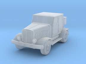 Hanomag SS100 LN 1/200 in Smooth Fine Detail Plastic