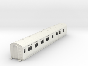 o-43-sr-maunsell-d2650-restaurant-coach in White Natural Versatile Plastic