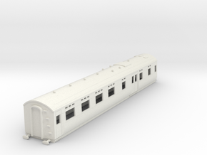 o-76-sr-maunsell-d2650-restaurant-coach in White Natural Versatile Plastic