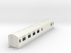 o-32-sr-maunsell-d2666-buffet-coach in White Natural Versatile Plastic