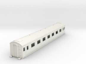 o-87-sr-maunsell-d2005-open-third-coach in White Natural Versatile Plastic