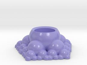 Tealight Holder in Glossy Full Color Sandstone