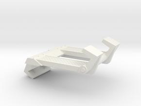 M.a.s.k. - Wildcat - Hook in White Natural Versatile Plastic
