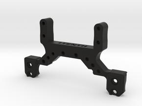 Servo on Axle V2.1 w Truss for Enduro Axles in Black Natural Versatile Plastic
