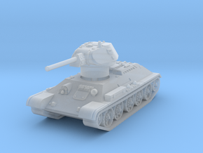 T-34-76 1942 fact. STZ mid 1/160 in Smooth Fine Detail Plastic