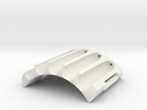 Pen Bracelet Holder in White Natural Versatile Plastic