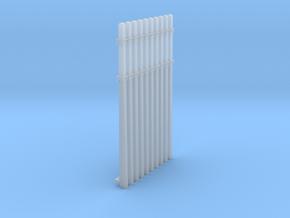 ÖBB betonmasten 10stk Spur-N in Smooth Fine Detail Plastic