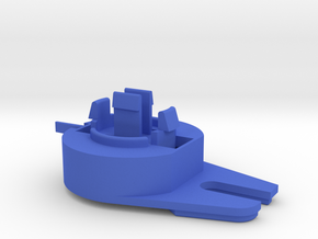 M.a.s.k. - Boulder Hill - Gas Pump Connector in Blue Processed Versatile Plastic