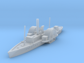 1/1000 USS Malvern in Smoothest Fine Detail Plastic