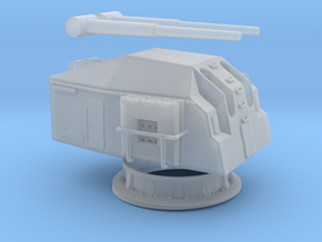 1/96 DKM 15cm TK C-36 1936A mob twin turret in Smooth Fine Detail Plastic