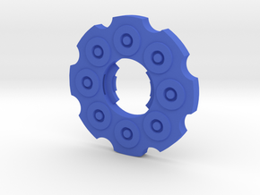 Beyblade Rapid Fire | Anime Attack Ring in Blue Processed Versatile Plastic