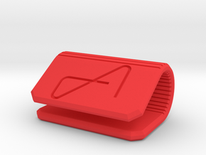 The A Privacy Webcam Clip in Red Processed Versatile Plastic