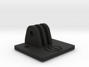 Adjustable NV Mount for GoPro in Black Natural Versatile Plastic