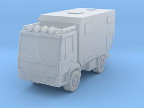 4x4 Wohnmobil-LKW (Z 1:220) in Smooth Fine Detail Plastic