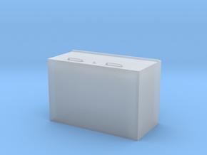 1:87 Koffer / Geräterraum in Frosted Ultra Detail