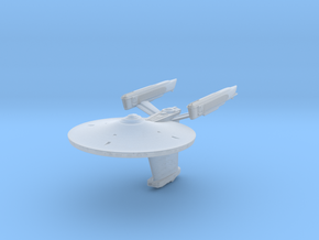 Parker Class Destroyer in Frosted Ultra Detail