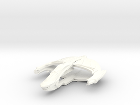 WarCondor FastCruiser in White Processed Versatile Plastic