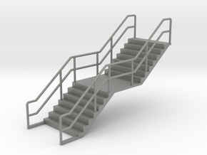 HO Stadium Staircase H31 W24 in Gray PA12