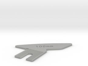 """100mm, 101mm, 4"""" Focus Cam for Linhof Technika IV in Aluminum: Small"""