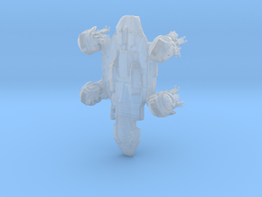 USCSS_MAGELAN_grounded in Smooth Fine Detail Plastic