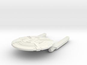Cerritos Class refit IIV in White Natural Versatile Plastic