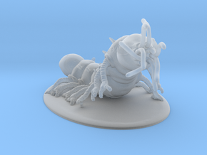 Carrion Crawler Miniature in Smooth Fine Detail Plastic: 28mm