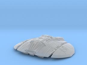 Battlestar Galactica - Cyclon Raider in Smooth Fine Detail Plastic