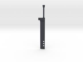 Sword for Plamo/gunpla in Black PA12