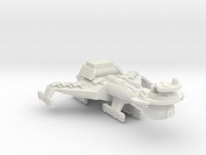 3125 Scale Klingon WB10P Super Domination Ship WEM in White Natural Versatile Plastic