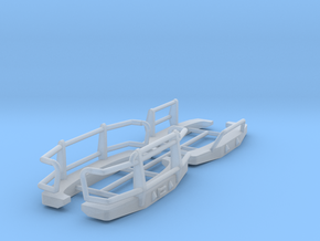 Greenlight OBS Bumper Sampler Pack in Smooth Fine Detail Plastic