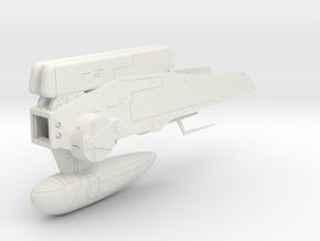 LOGH Alliance Spartanian recon 1:144 (Part 2/2) in White Natural Versatile Plastic