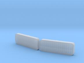 RCN293 Bumper lenses  For WPL D12 Suzuki in Smooth Fine Detail Plastic