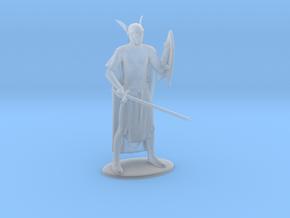 High Elf Miniature in Smoothest Fine Detail Plastic: 1:60.96