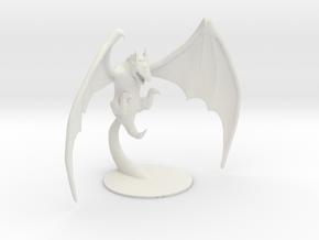 Obb Miniature in White Natural Versatile Plastic: 1:60.96