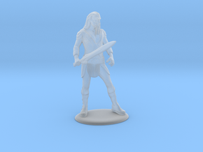 Luxan Miniature in Smooth Fine Detail Plastic: 28mm