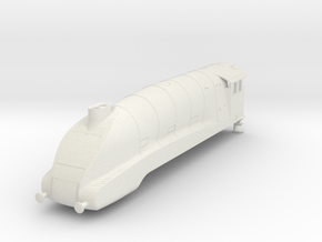 b-87-lner-a4-loco-double-chimney-orig in White Natural Versatile Plastic