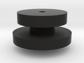 Revi 3c adjusting knobs in Black Natural Versatile Plastic