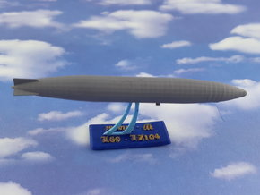 German Airship Zeppelin L59 (LZ104) 1/2400 in Smooth Fine Detail Plastic