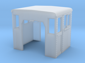 HOn30 CenterCABretro in Smooth Fine Detail Plastic