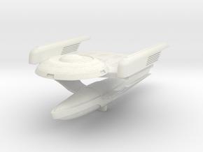1000 Oberth class Sagan sub-class in White Natural Versatile Plastic