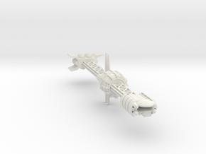 B5 Explorer V2 in White Natural Versatile Plastic
