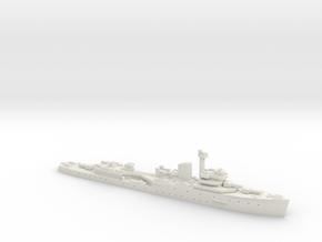 HNLMS Tromp 1/700 in White Natural Versatile Plastic
