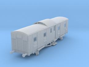o-148fs-sr-night-ferry-passenger-brake-van in Smooth Fine Detail Plastic