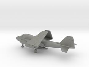 Grumman A-6E Intruder (folded wings) in Gray PA12: 1:200