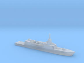 Mogami class frigate 1:600 in Smooth Fine Detail Plastic