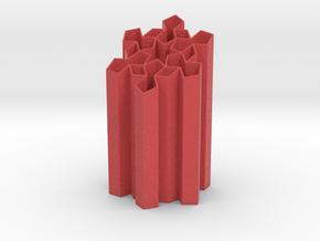 838 Penholder in Natural Full Color Sandstone