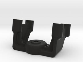 Spoiler/ Wing Bracket for Losi Lasernut U4 in Black Natural Versatile Plastic